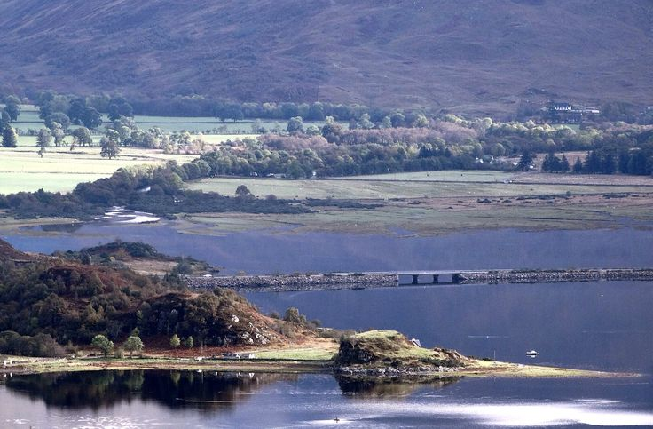 Loch Duich from Mam Ratagan