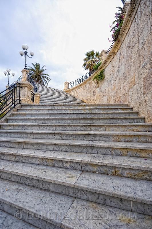 Cagliari - Bastione di Saint Remy