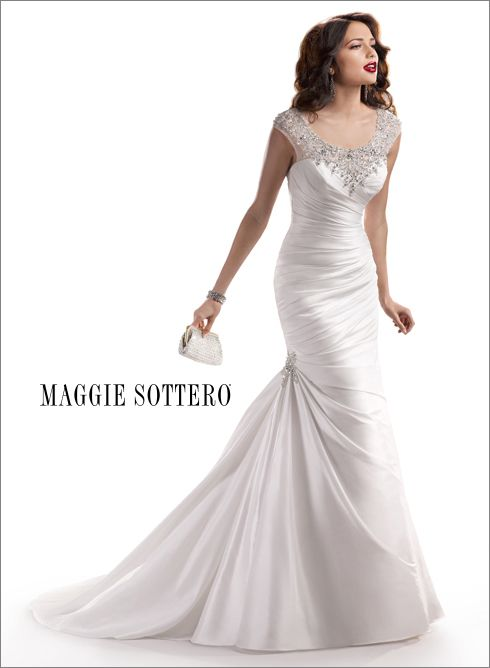38 best maggie sottero gowns images on pinterest for Wedding dresses grand junction co