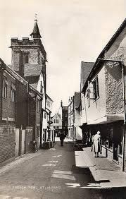 french row st albans