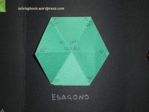 Il lapbook sulle forme piane serve a riepilogare la nomenclatura dei poligoni principali. Le piegature sono molto efficaci per mostrare come il triangolo costituisca la forma fondamentale p…