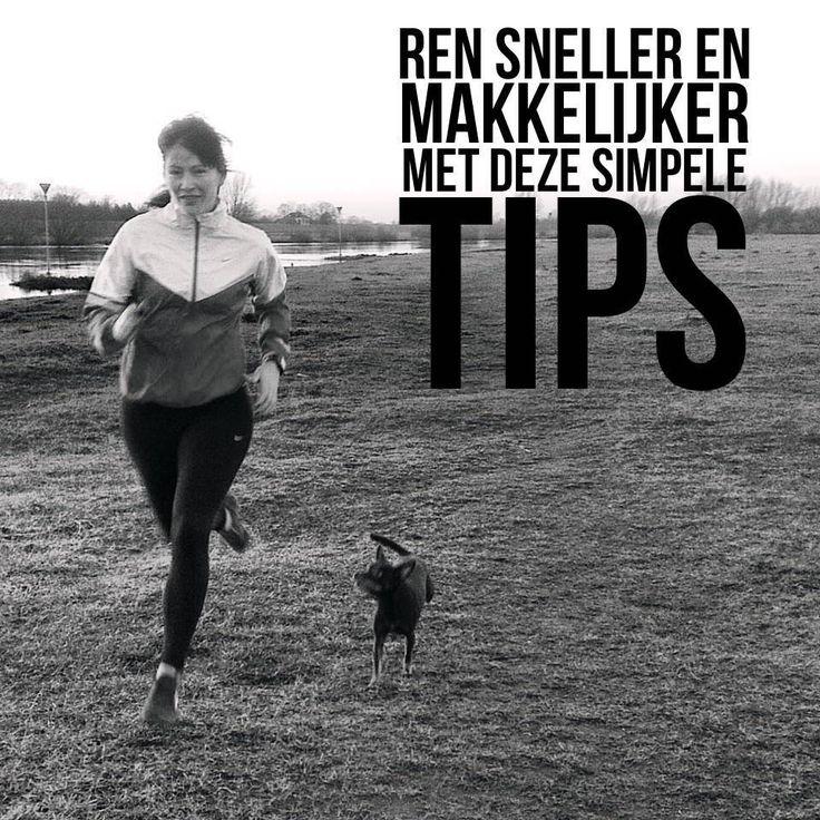 Sneller hardlopen? 4 tips zonder intervallen!