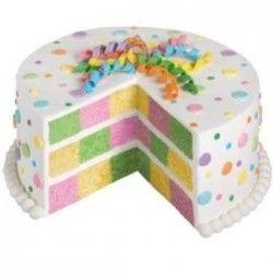Moule à gâteau Damier Wilton