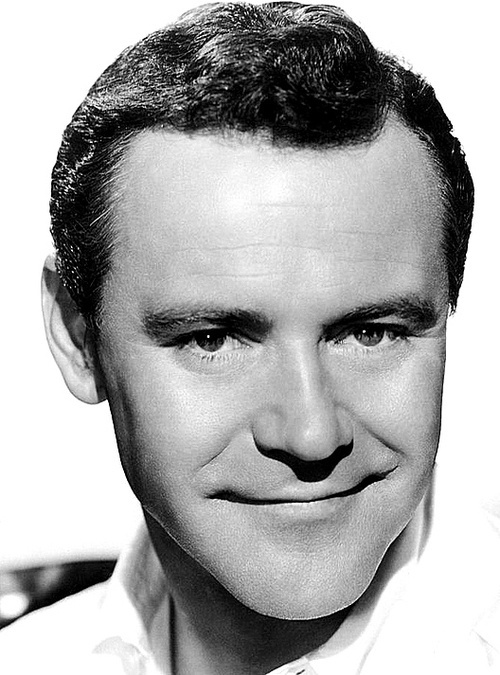Jack Lemmon (February 8, 1925 – June 27, 2001)