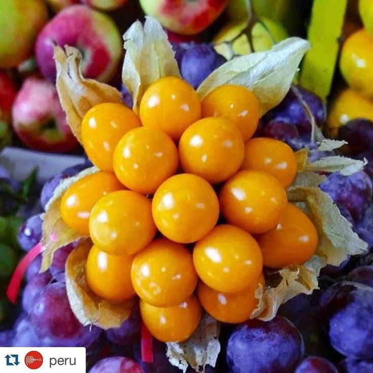 I am really missing all these fruits that we eat regularly in Peru #secondhome…
