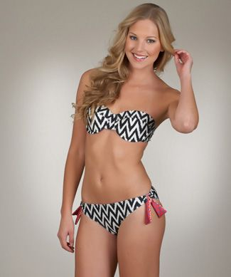 Ella Moss Mazzy Molded Soft Cup UW Top and Tunnel Bottom - My collection from top #designers