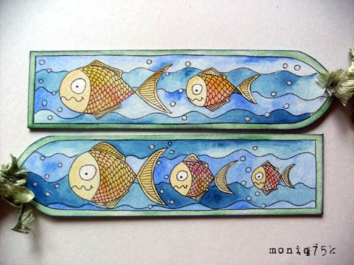 bookmarks fish | Flickr - Photo Sharing!
