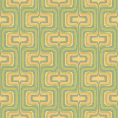 Retro 1960s Wallpaper | Mod Generation | Mellotron | Bradbury & Bradbury