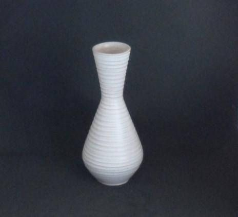 DISCOUNTED Vintage 1960's Pottery Clay Opaque Glazed Bud