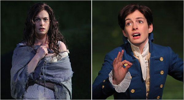"Anne Hathaway: Viola and ""Sebastian""?! (Twelfth Night)  The Shakespeare Society"