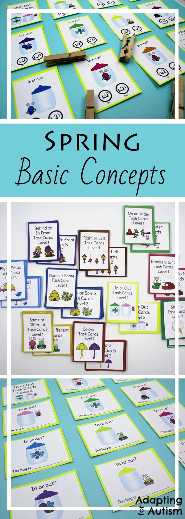157 best Spring Special Education Ideas images on Pinterest