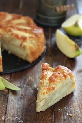 Torta di mele più soffice del mondo senza burro ricetta Dulcisss in forno by Leyla