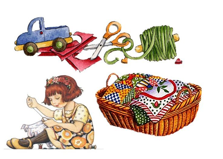 132 Best Clipart Crafts Art Sewing Images On Pinterest