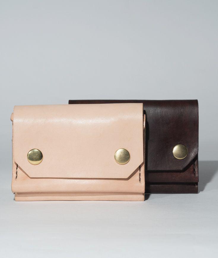 Peněženka / Classic leather wallet
