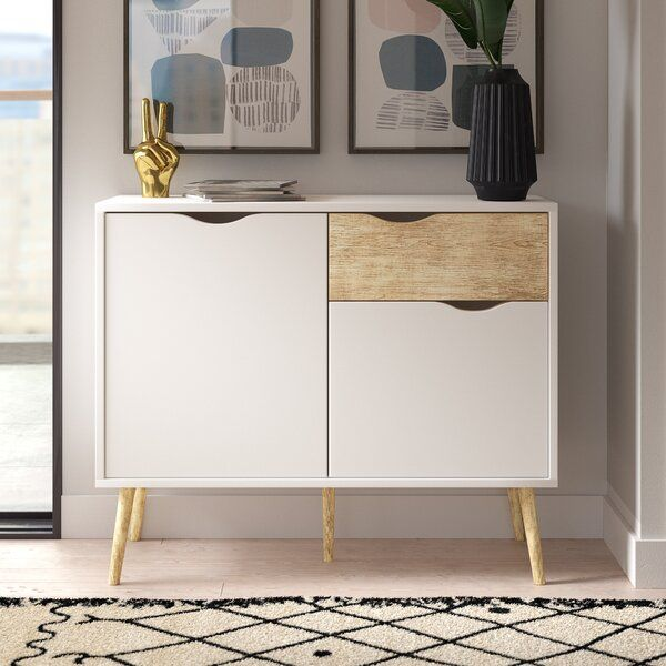 Copenhagan 3 Drawers Accent Chest In 2020 Accent Cabinet Furniture Modern Furniture Living Room