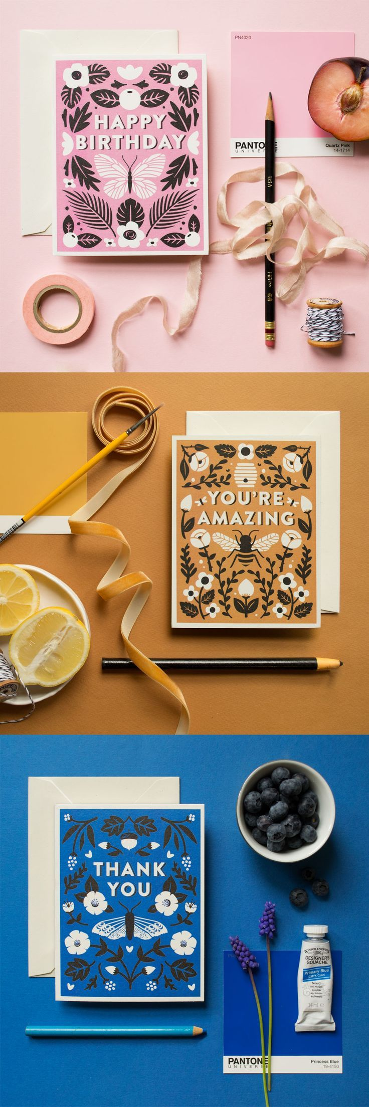 Our Fave: Botanical Cards