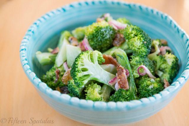 Three Secrets to Great Broccoli Salad {recipe}