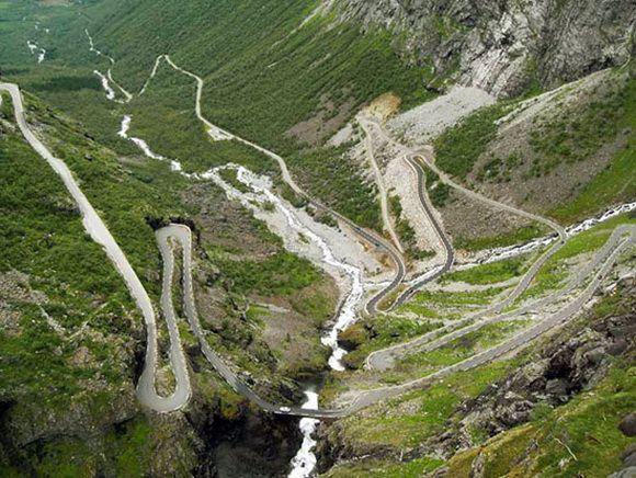 San Bernardino Pass – Switzerland