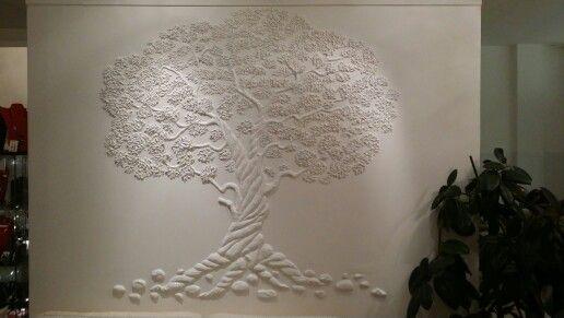 Plaster tree
