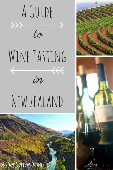 Jetsetter Jenn: A Guide to Wine Tasting in New Zealand #wine #WineTravel…
