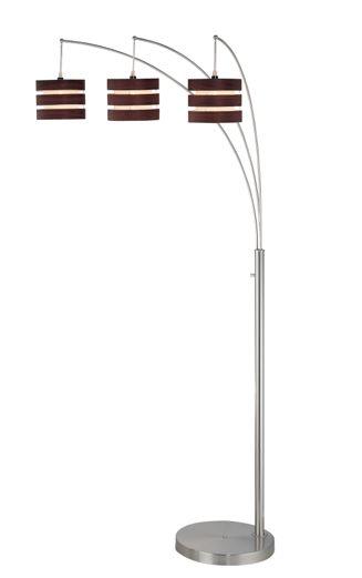 Cresta 3 light arch floor lamp apt2blabor