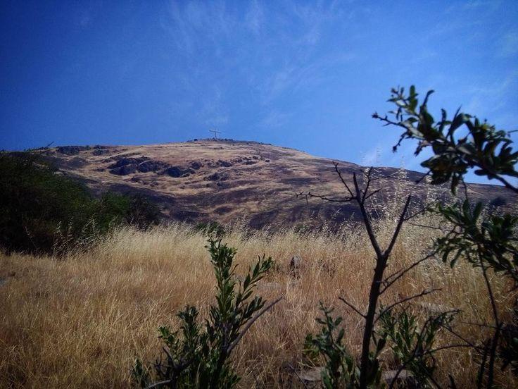 Cerro de #Renca, #Santiago de #Chile.