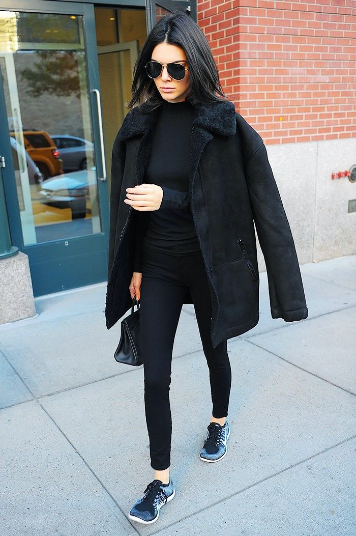 The 10-Piece Kendall Jenner Wardrobe via @WhoWhatWear