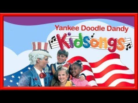 Yankee Doodle Dandy part 4 | Kidsongs | American Kid Songs | American Songs for Kids | PBS Kids - YouTube