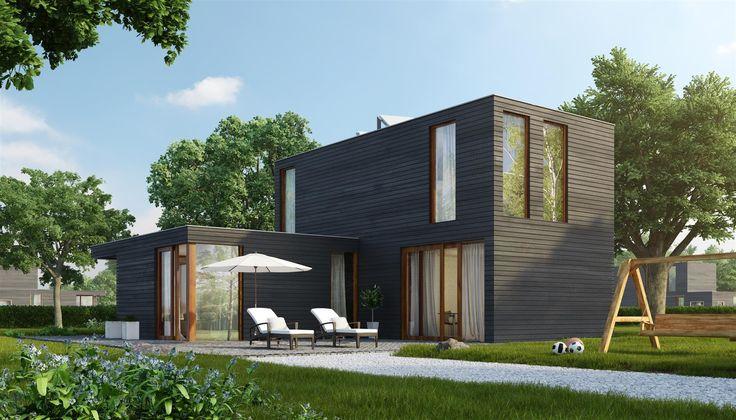 open modern huis bouwen pinterest villas modern and design