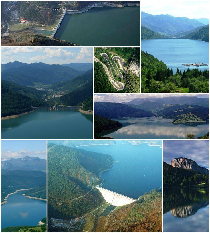Lacul Bicaz & Barajul Izvorul Muntelui