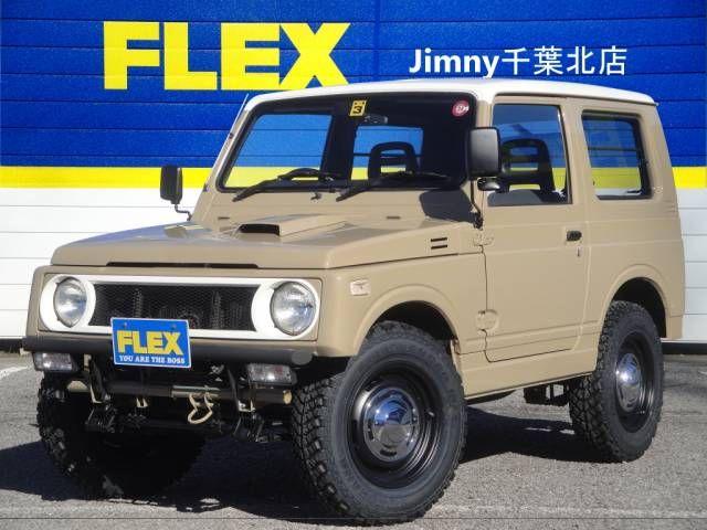 ジムニー Ja11 スズキ ジムニー ジープ 車
