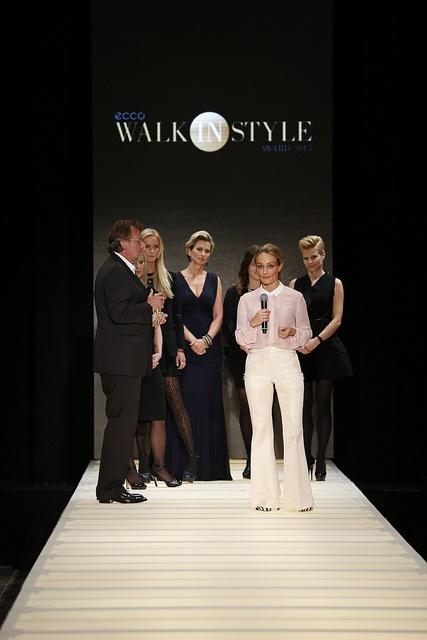 Walk In Style Award 2013