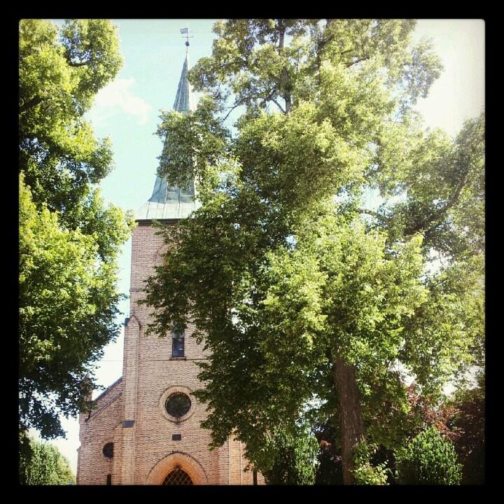 Asker kirke