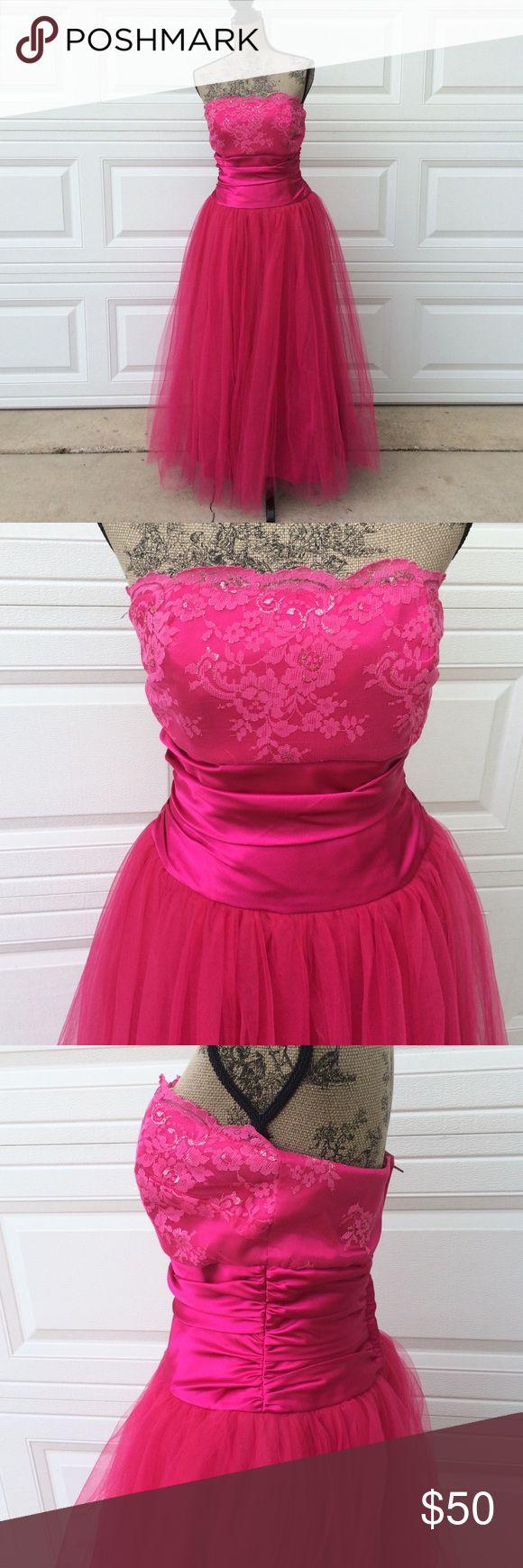 Excelente Vestidos De Baile De Jessica Mcclintock Festooning - Ideas ...