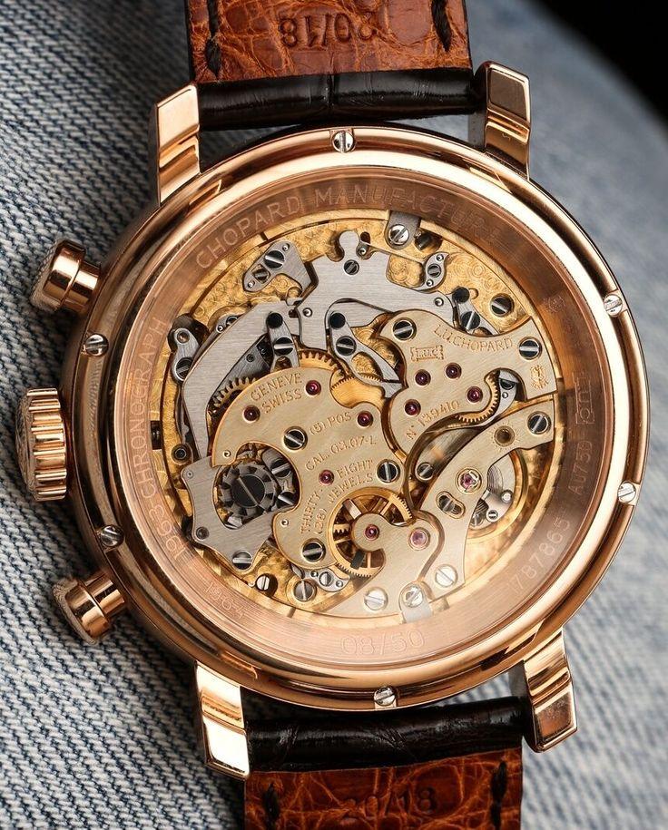Chopard LUC Chronograph watch. #automatic . #chopard  #mensfashion  #chronograph #fashion #swisswatch #timepiece #forsale #dial  #luxurywatch #watchaholic #chopardmillemiglia  #watchfreek #chopardwatch