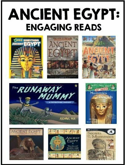 Creative Classroom Core: Ancient Egypt: Introducing the Unit