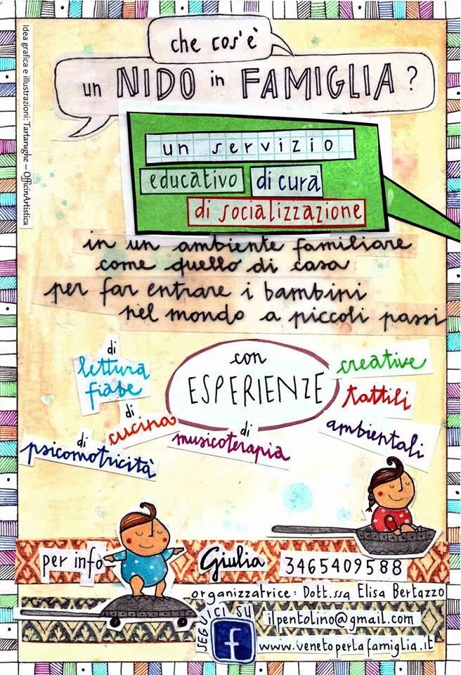 idea e realizzazione grafica per IL PENTOLINO