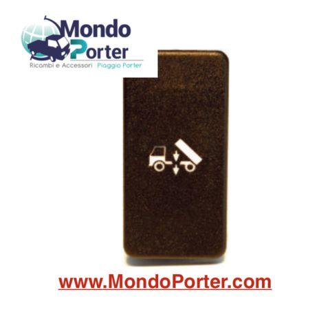 Interruttore Pulsante Ribaltabile Piaggio Porter b007890