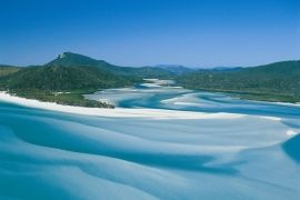 Whitehaven Beach, Whitsundays To book your Great Barrier Reef trip contact jane@freespiritholiday.co.uk