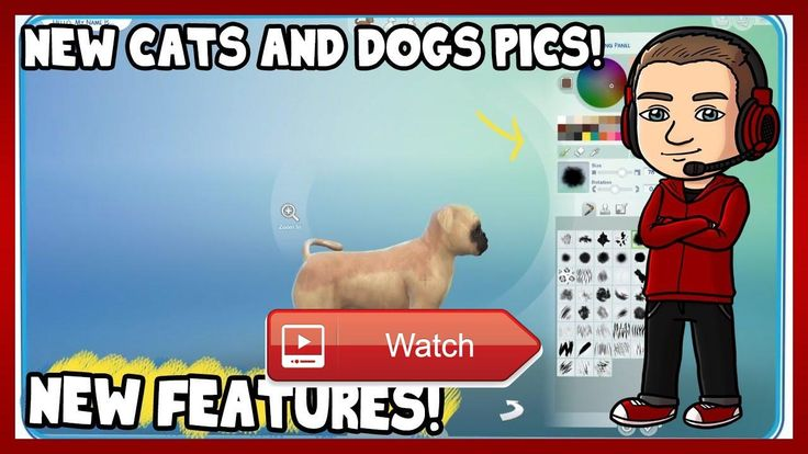 how to create a pet in sims 4