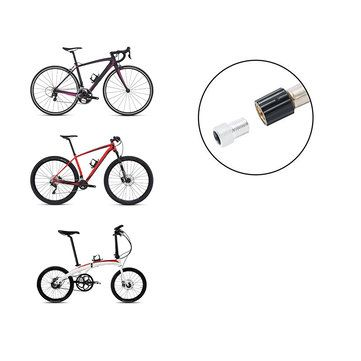 CYCPLUS 2 in 1 150PSI Hand-held USB Rechargeable Automatic Air Inflator for All Models Bicycle/ Car/ Motorcycle with Schrader/Presta Pressure Monitor LED Emergency Lighting Sale - Banggood.com
