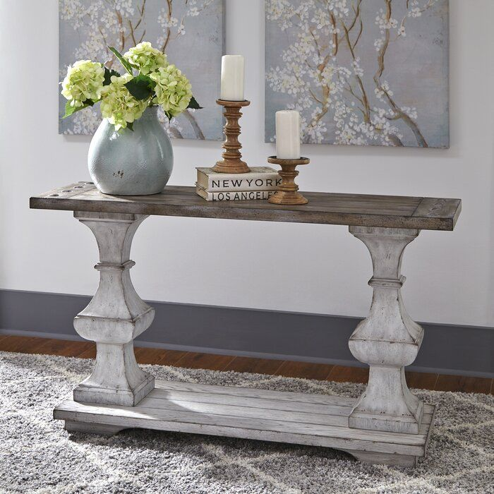 Howardwick 54 Console Table Sofa Table Console Table Liberty Furniture