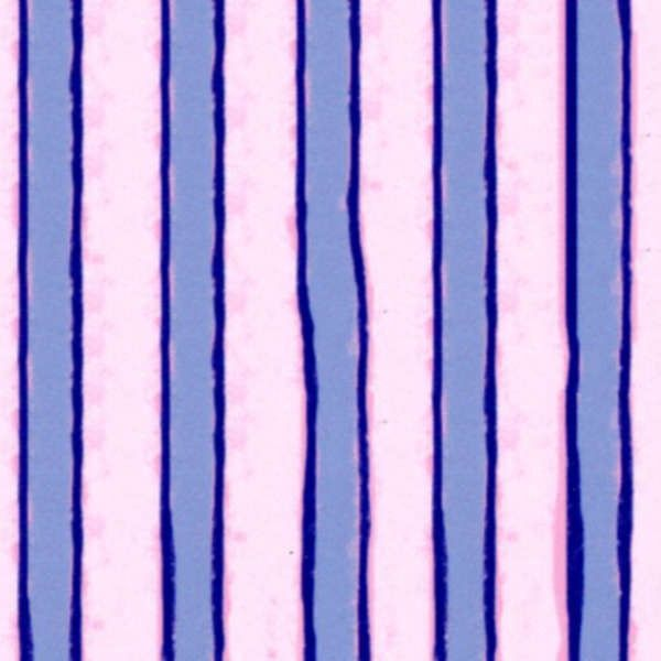 David Textiles - Pink Stripe Flannel - cotton fabric