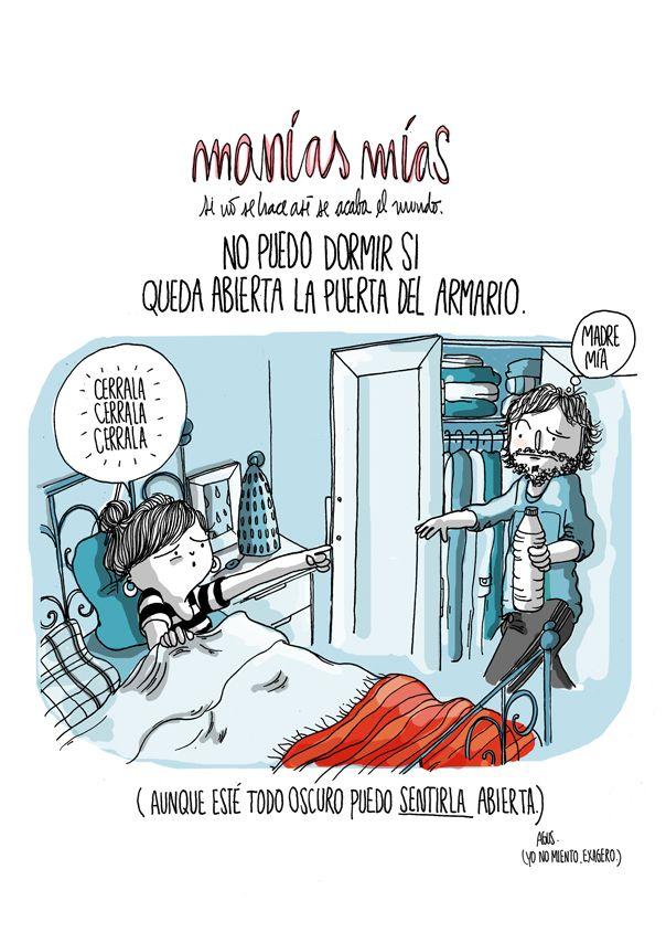 """""""Diario de una volátil"""". Agustina Guerrero · #illustration"""