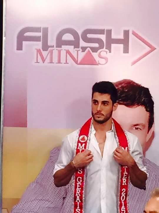 Mister Minas Gerais Universo 2015