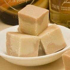 Yum! I'd Pinch That   Bailey's Irish Coffee Cream Fudge