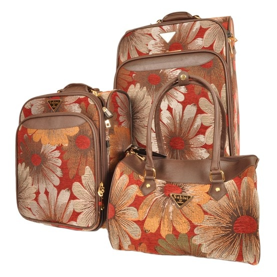 Sabini Chelsea Luggage - A case, C case and tote available.