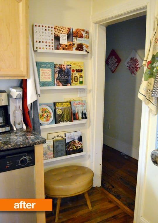 Best 10+ Cookbook Display Ideas On Pinterest | Cookbook Storage, Ikea Ideas  And Cookbook Organization