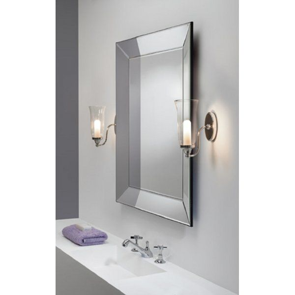 241 best ligthting up hotel bathrooms images on pinterest biarritz ip44 traditional bathroom wall light with storm glass shade aloadofball Images