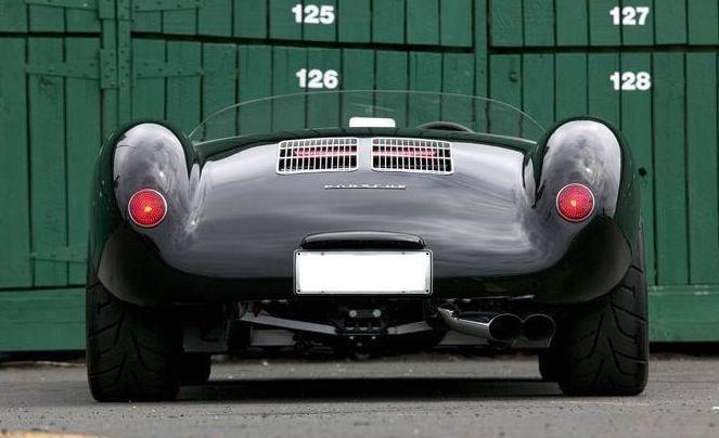 Porsche 550 Rs Spyder Replica Porsche Pinterest Voitures Voitures Anciennes Et Ancien